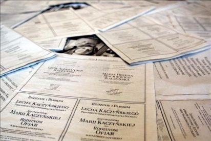 Un gran homenaje despedirá el sábado a las víctimas de la tragedia de Smolensk