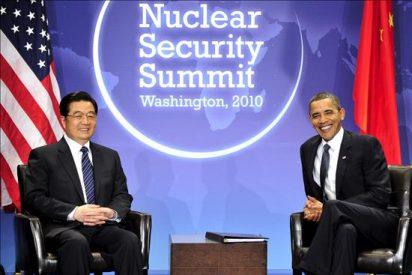 Obama y Hu se reúnen hoy y hablarán sobre las sanciones a Irán y de la moneda china