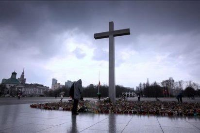 El entierro del presidente polaco y su esposa se celebrará el domingo
