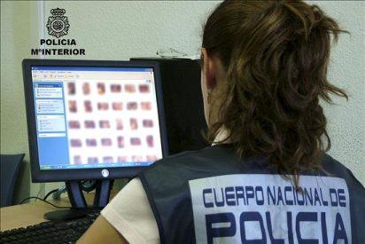 Veinticinco detenidos por difundir masivamente archivos pedófilos en la red
