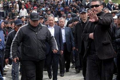 El Gobierno provisional kirguís priva de inmunidad al depuesto presidente Bakíev y exige que se entregue