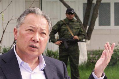 La nueva líder kirguís no descarta conversaciones con el presidente depuesto