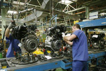 La producción industrial subió en febrero un 0,7 por ciento en la UE y bajó un 0,1 por ciento en España