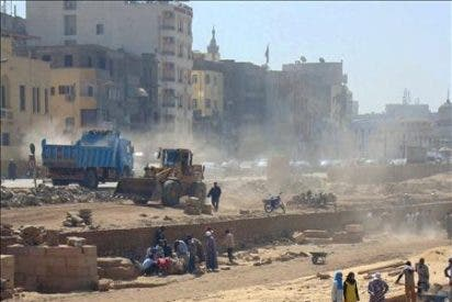 Descubren en Egipto la tumba del encargado de los documentos reales de hace 3.000 años