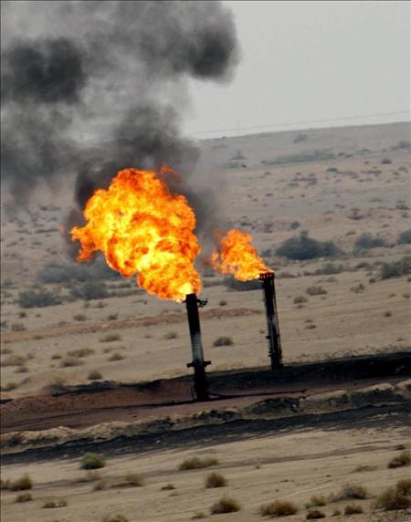 El crudo de Texas sube el 2,12 por ciento y cierra a 85,84 dólares el barril