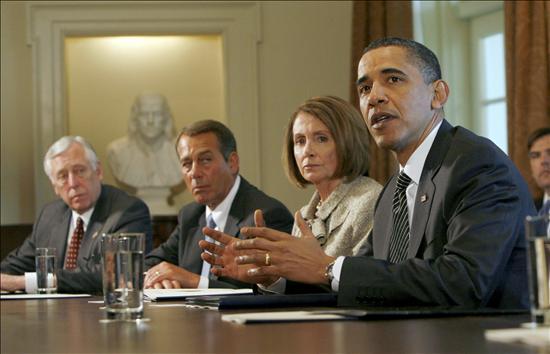 Obama urge al Congreso de EE.UU. a que apruebe la reforma del sistema financiero