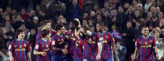3-0. El Barça aplasta a un Depor sin alma