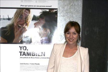 Lola Dueñas dice que hacer 'Yo, también' ha sido una aventura personal maravillosa
