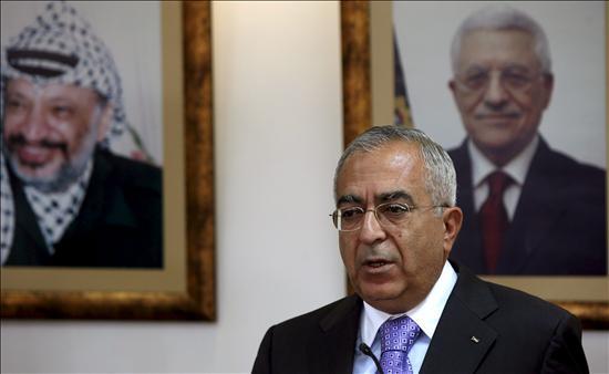 EE.UU. expresa su apoyo al plan palestino para crear un Estado en dos años