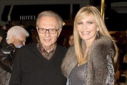 Larry King se divorcia por octava vez
