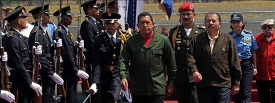 Chávez dice estar ansioso por hablar con Ortega de Lobo en su visita a Managua