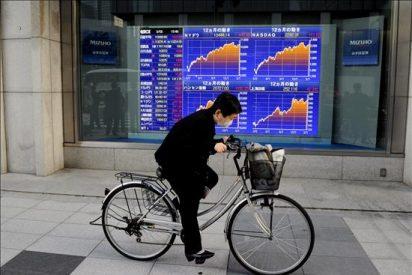 El índice Nikkei sube 76,19 puntos el 0,68 por ciento, hasta 11.281,09 puntos
