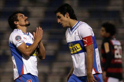 2-0. Flamengo pierde y se complica la vida en el Grupo 8