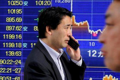 El índice Nikkei inicia el día con una caída del 0,65 por ciento