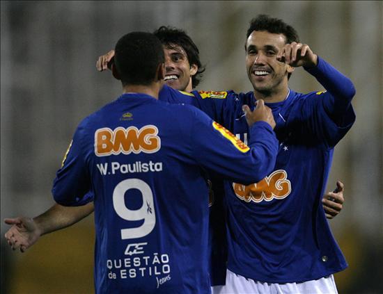 1-1. Cruzeiro saca un empate que le alcanza para la clasificación