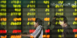 Mayoría de bajadas en los mercados del Sudeste Asiático