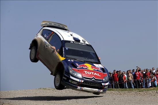 Ogier se mantiene en cabeza seguido de Solberg y Hirvonen en el Rally de Turquía