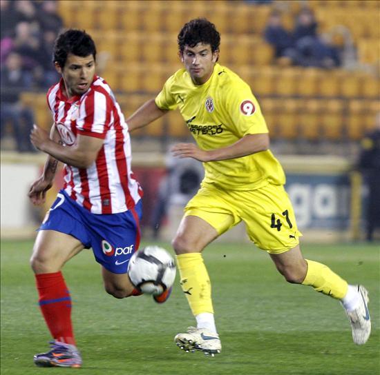 2-1. Villarreal sigue con su sueño europeo ante un Atlético que no culminó reacción