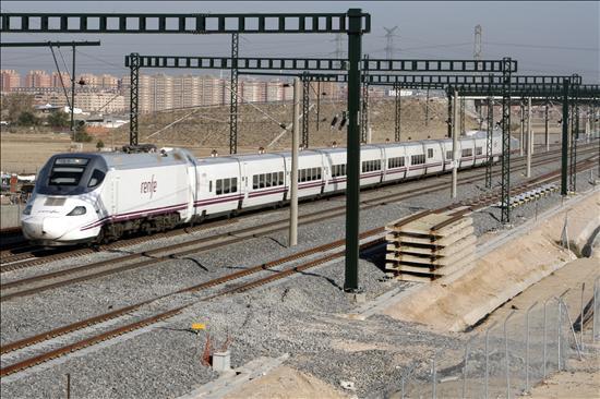 La huelga de los jefes de tren del AVE empieza hoy