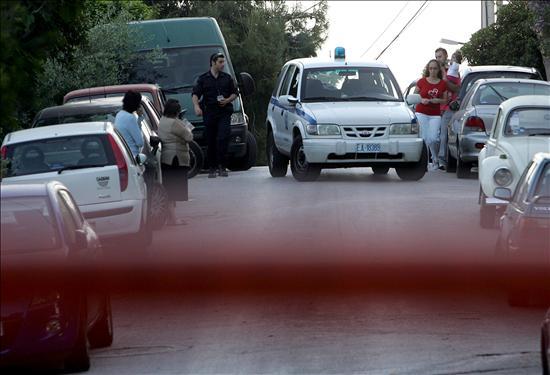 La policía de Atenas decomisa 180 kilos de explosivos para perpetrar atentados terroristas