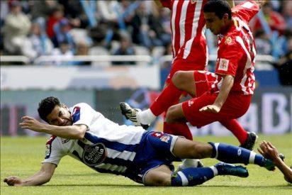 0-0. El Deportivo firma un deprimente empate ante un Almería superior
