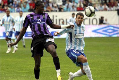 0-0. Málaga y Valladolid muestran sus carencias y se complican la permanencia