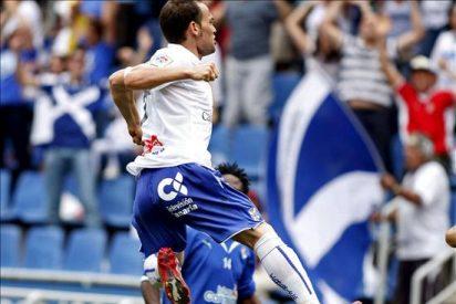 3-2. Nino aviva la lucha del Tenerife y frena al Getafe