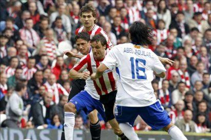 El Athletic no saca partido de su dominio y sale de puestos europeos