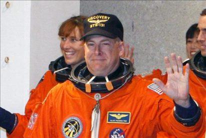 Los tripulantes del Discovery esperan aterrizar en Florida, si no hay lluvia