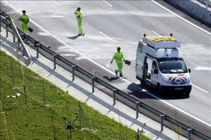 Fallecen trece personas en las carreteras durante el fin de semana