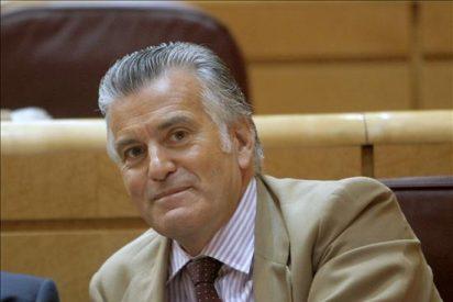 Bárcenas hace efectiva su renuncia al escaño en el Senado