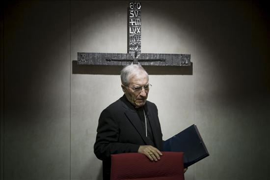 """Rouco Varela dice que los obispos pondrán """"más cuidado"""" para prevenir la pederastia"""