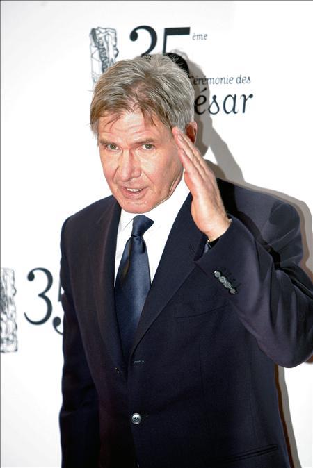 """Harrison Ford asegura que no le """"interesa hacer películas que no den dinero"""""""