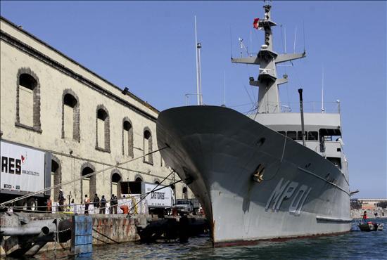 Buque de la Marina traerá a México a 354 haitianos damnificados en terremoto