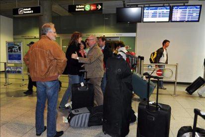 Los aeropuertos europeos comienzan a recuperar la normalidad
