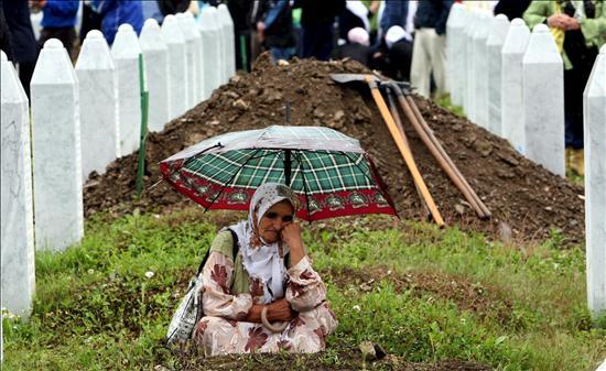 Detenido en Croacia un acusado de participar en la masacre de Srebrenica