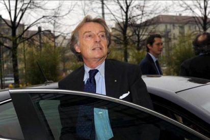 Luca Cordero di Montezemolo deja la presidencia de Fiat, según la prensa