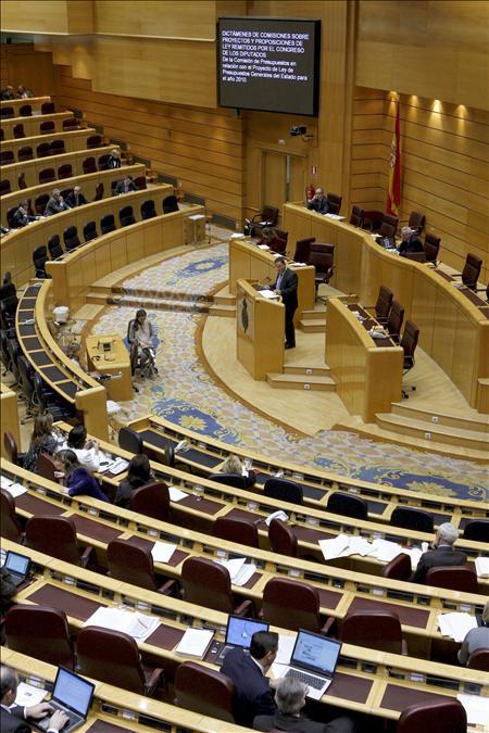 El Senado apoya una moción para luchar contra la despoblación y defender a la mujer rural