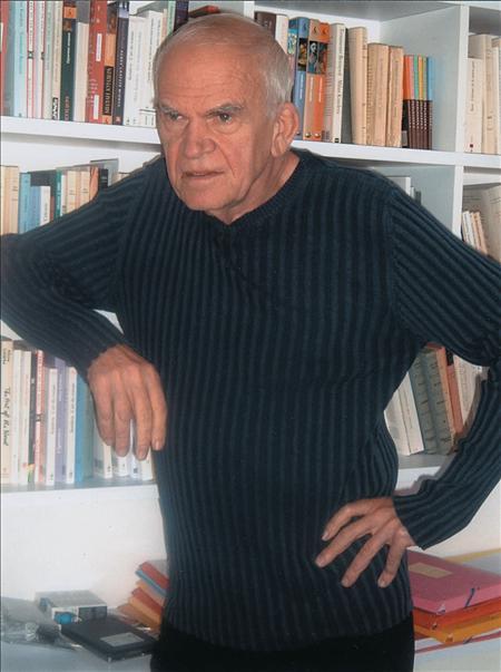 Milan Kundera gana el X Premio Reino de Redonda por el conjunto de su obra