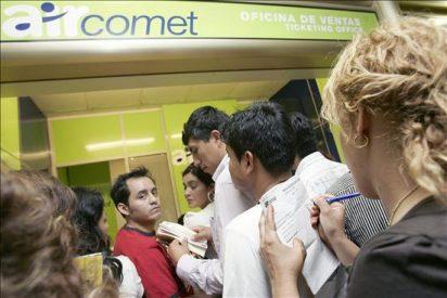 El juez declara insolvente a Air Comet, con 310 millones de euros de deuda