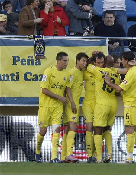 El Villarreal 2009-2010 es el mejor local y el peor visitante desde su ascenso