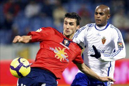 Oier y Echaide se disputarán la plaza de Monreal en el lateral izquierdo de Osasuna