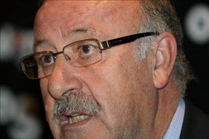 El seleccionador español se muestra contrario a una Liga Europea de fútbol