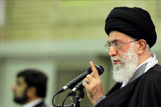 Jamenei acusa a Estados Unidos de ser una amenaza para la Humanidad