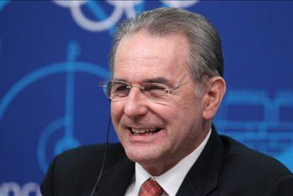 El presidente del COI dice que no encuentra palabras para