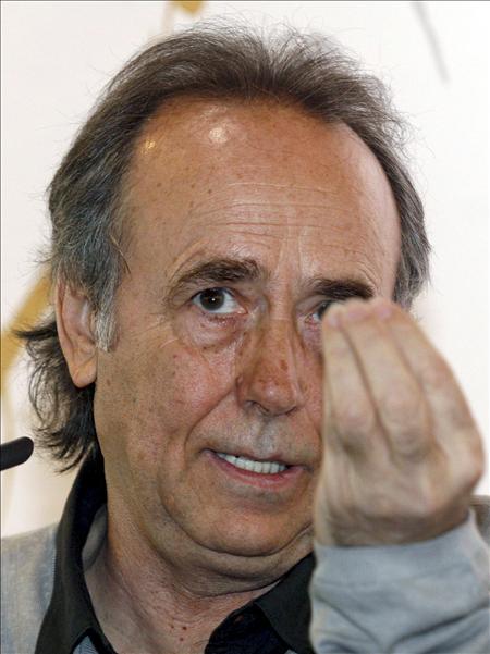 """Serrat dice que """"el protagonismo"""" de la gira recae absolutamente en Miguel Hernández"""