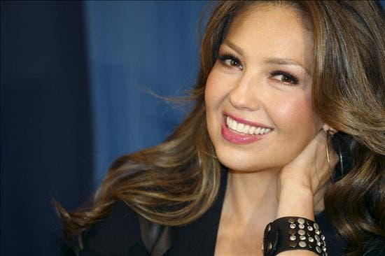 Thalía dice que se está reservando como actriz