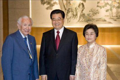 """El presidente chino destaca que Samaranch """"llevó la gloria a los JJOO modernos"""""""