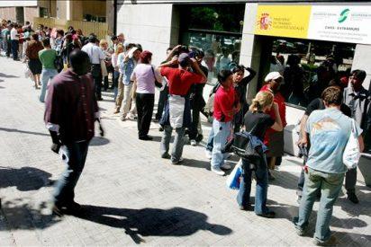 En marzo hubo 10.245 afiliados extranjeros más a la Seguridad Social