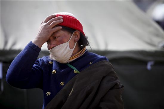 El terremoto de China mató a 2.187 personas